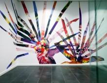 SIMCORP | 130 kunstværker optimerer arbejdsmiljø og skaber identitet