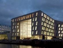 HORTEN | Samtidskunst møder banebrydende arkitektur