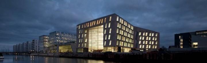 HORTEN | Contemporary Art meets pioneer architecture