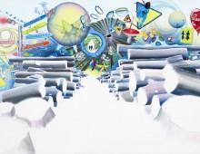 NATURGAS FYN | Dynamic art concept