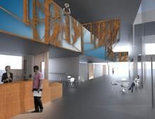 FOREDRAG | Kunsten på fremtidens hospital
