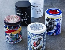 IRMA   New interpretation of the legendary coffee tin