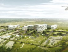 DNV GØDSTRUP | Art Strategy and Implementation in the Future Super-hospital
