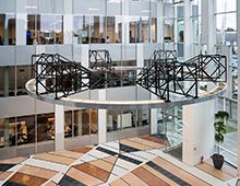 MT HØJGAARD | Art in DGNB-certified headquarters