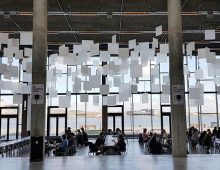 AALBORG UNIVERSITY | Art in an educational milieu