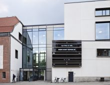 SØNDERBORG MUNICIPALITY | Integrated art in a new community centre
