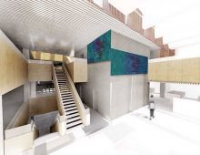 MIDTBYENS GYMNASIUM | Integrated art in a new business high school in Viborg