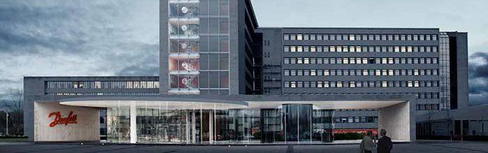 Jeppe Hein skaber energi på flere planer i Danfoss