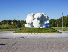 FAXE KOMMUNE | Kunst i byrummet