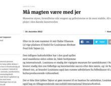 INFORMATION 2012 | Magten i dansk kunst – Top 100 2012