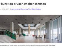 KUNSTEN.NU 2017 | Når bruger og kunst smelter sammen